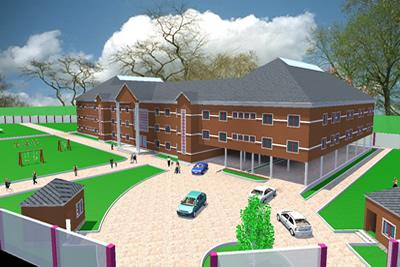 1800 Capacity Secondary School Development At Kwali, Abuja