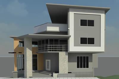 Modern Residential Building at Jabi, Abuja
