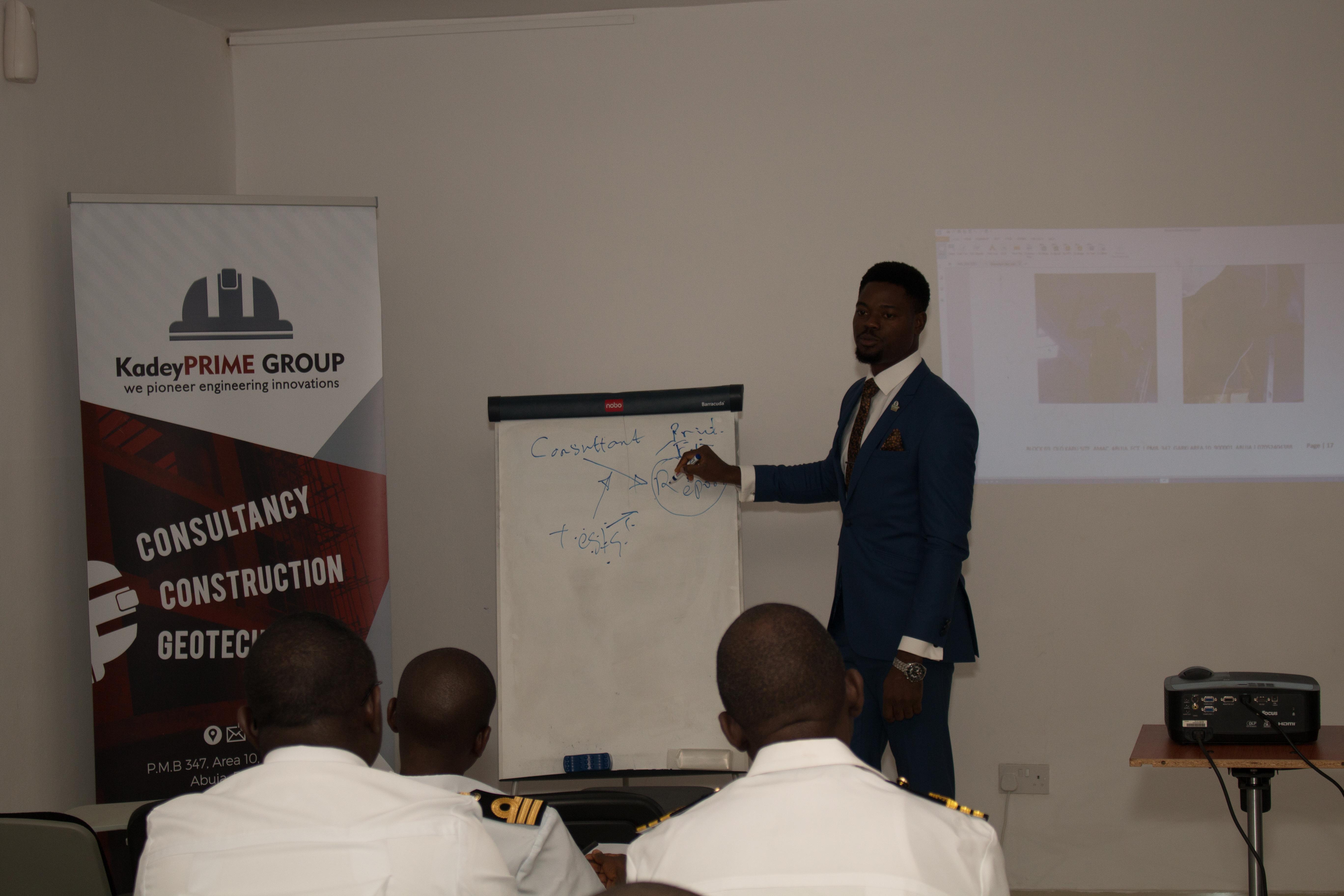 Nigerian Navy Civil Engineering Workshop