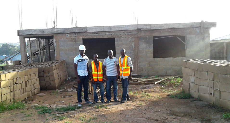 Geotechnical & Structural Integrity Tests, Nigerian Navy, Kwara
