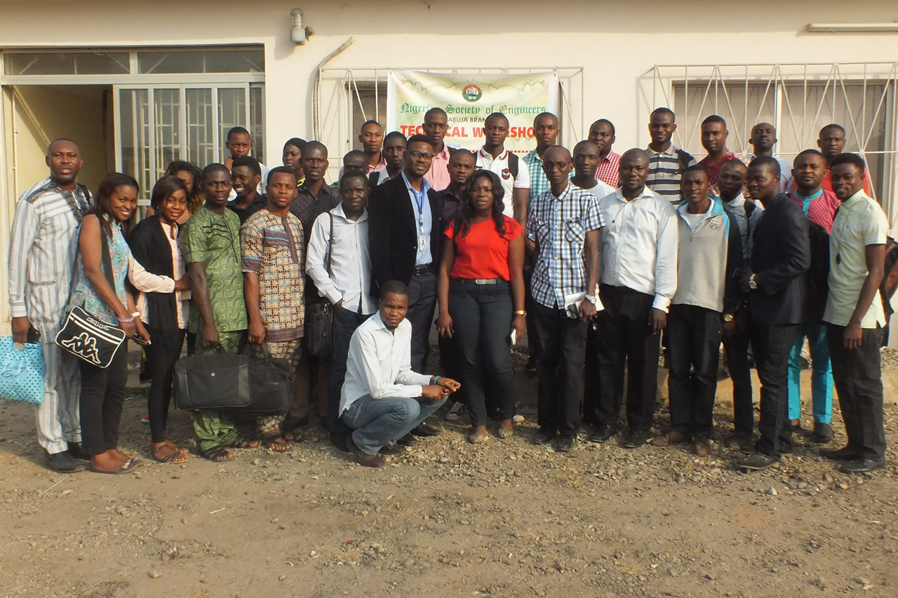 Training Workshop, Garki Abuja