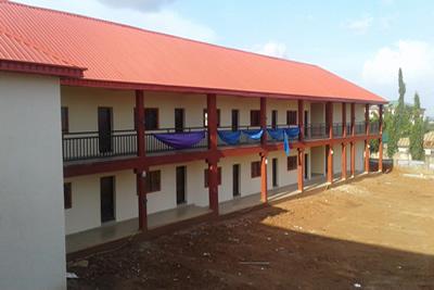 Nursery And Primary School Development At Nyanya, Abuja